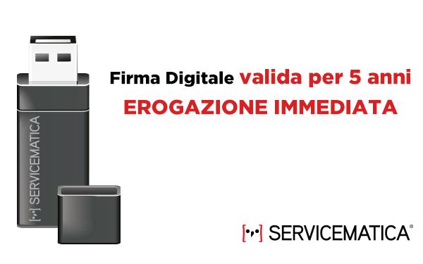 Firma Digitale - Servicematica